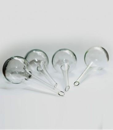 bulle d'arrosage en verre