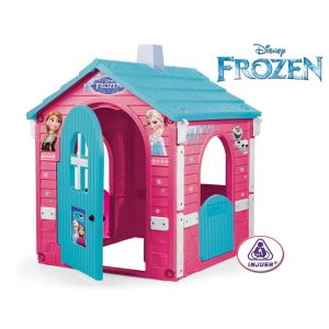 cabane la reine des neiges