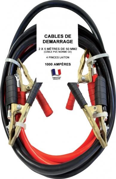 cable de demarrage diesel