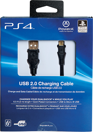 cable recharge ps4