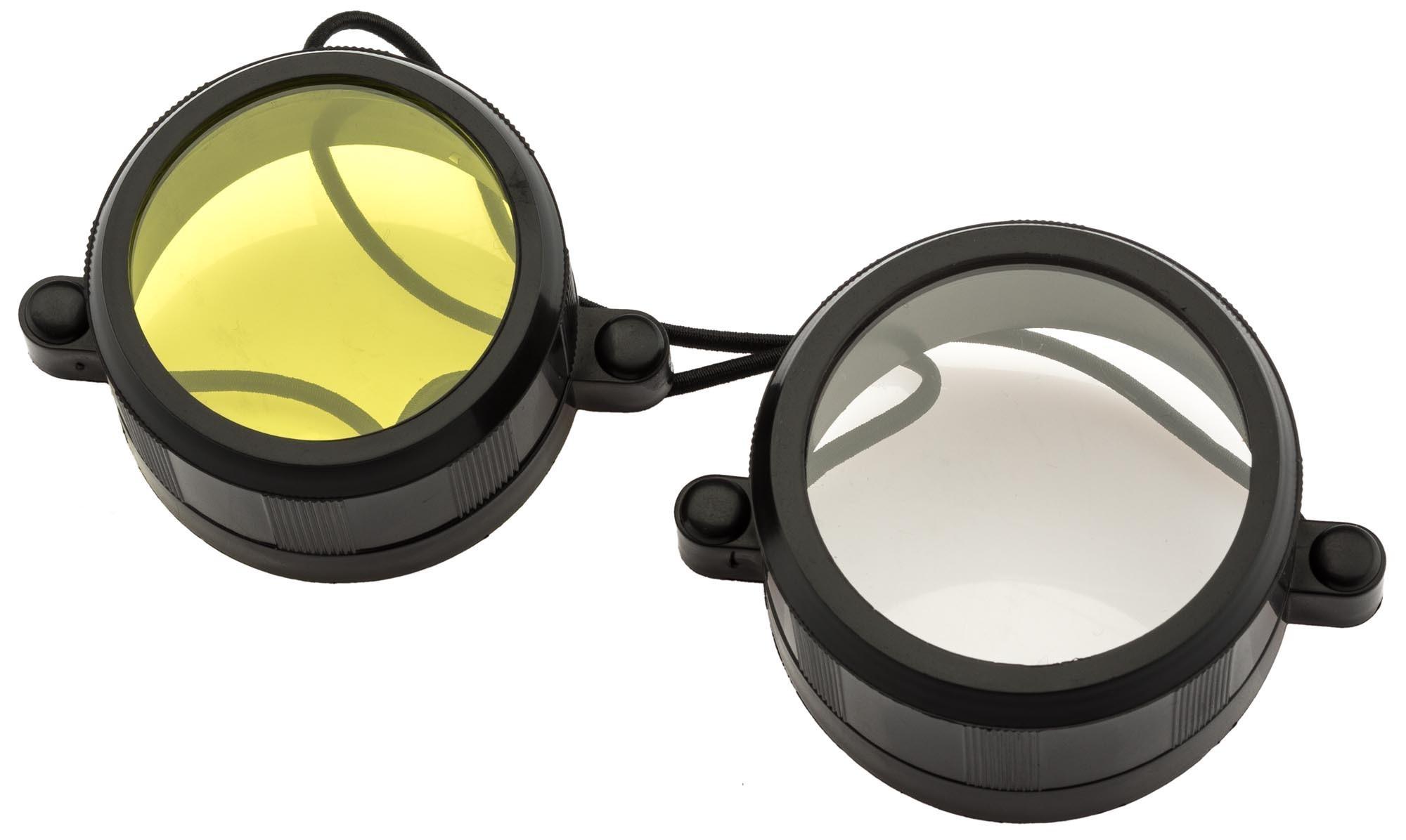 cache de protection pour lunette de tir