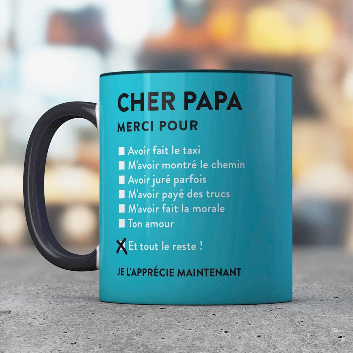 cadeau original pour papa