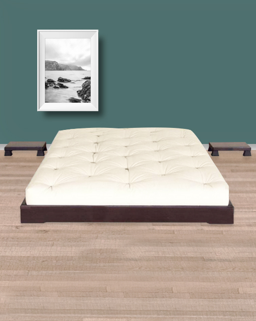 cadre de lit futon