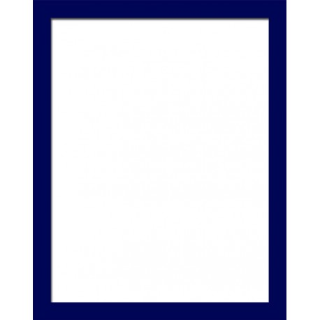 cadre photo bleu marine