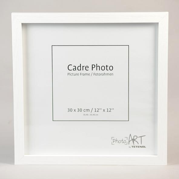 cadre photo carré 30x30