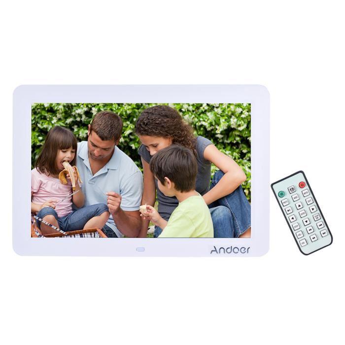 cadre photo numerique avec telecommande