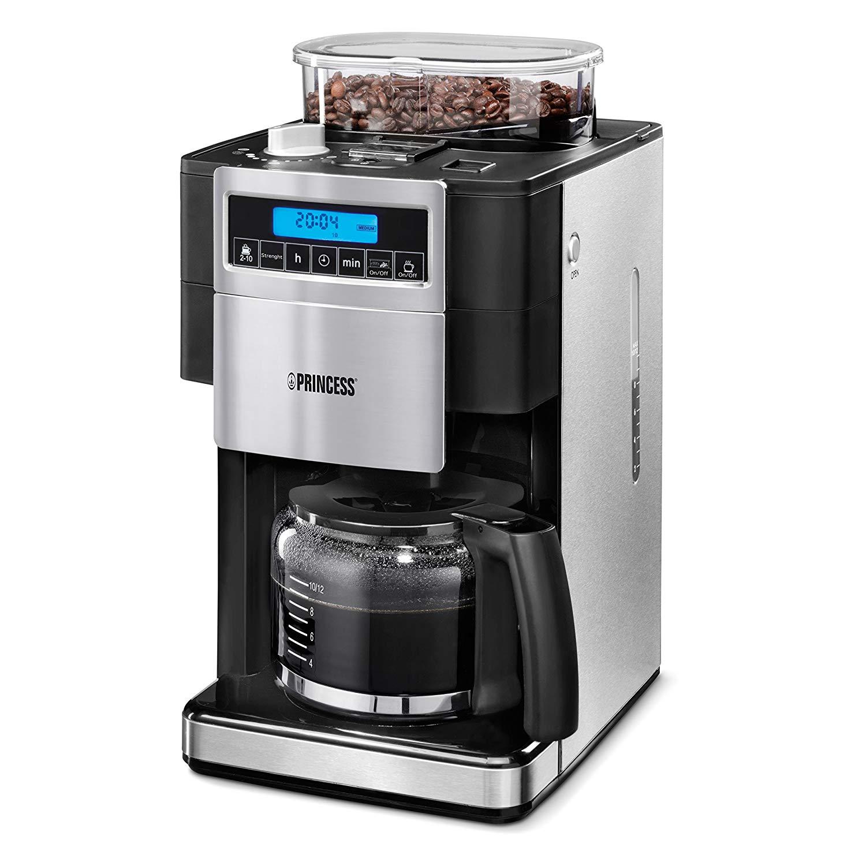 cafetiere broyeur cafe
