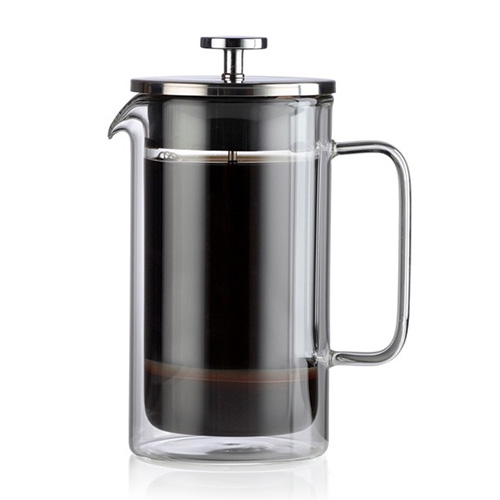 cafetiere double