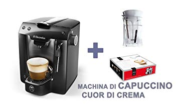 cafetiere electrolux lavazza