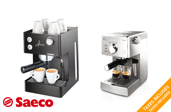 cafetiere expresso saeco