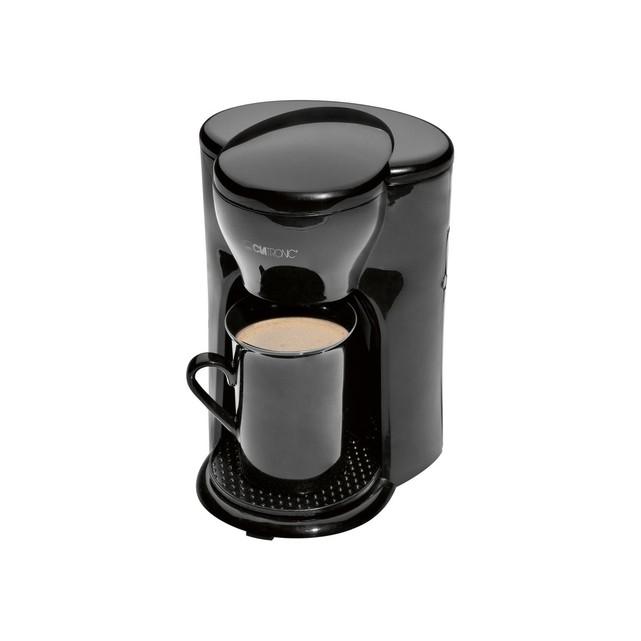 cafetière filtre 1 tasse