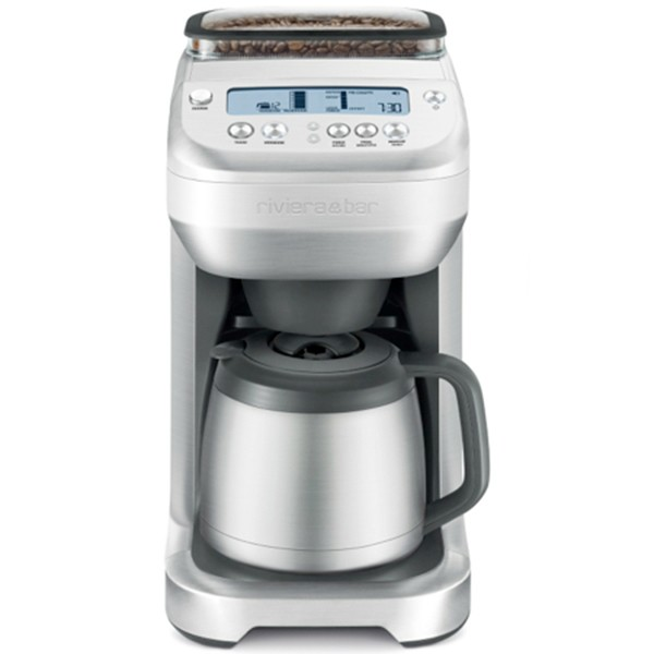 cafetiere filtre programmable isotherme