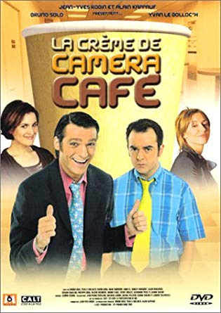 camera cafe dvd