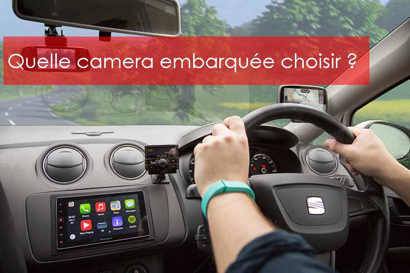 camera de voiture enregistrement