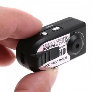 camera espion pour maison