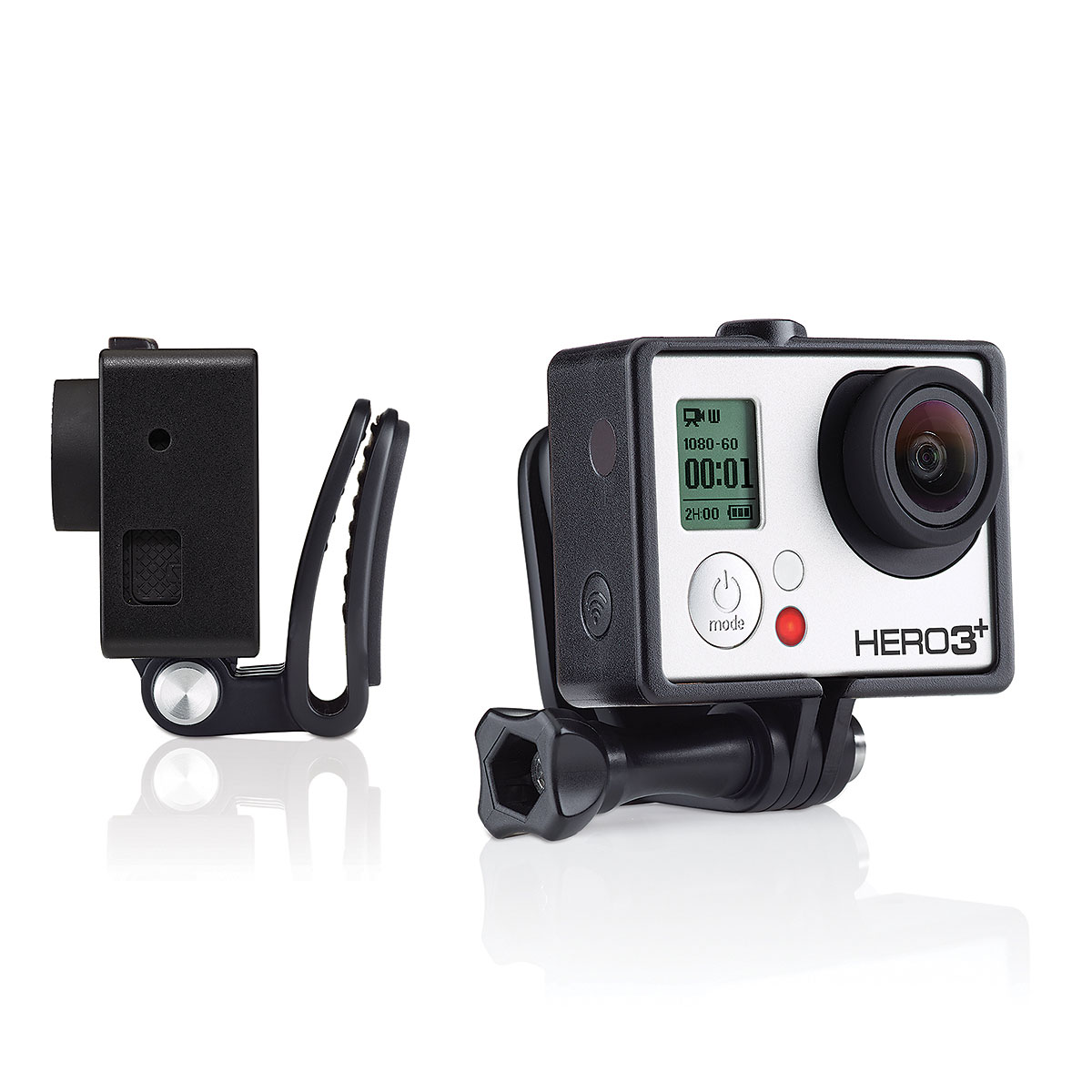 camera frontale gopro