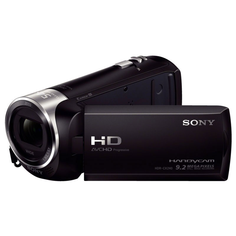 camescope sony hdr cx240