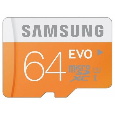 carte sd samsung 64 go