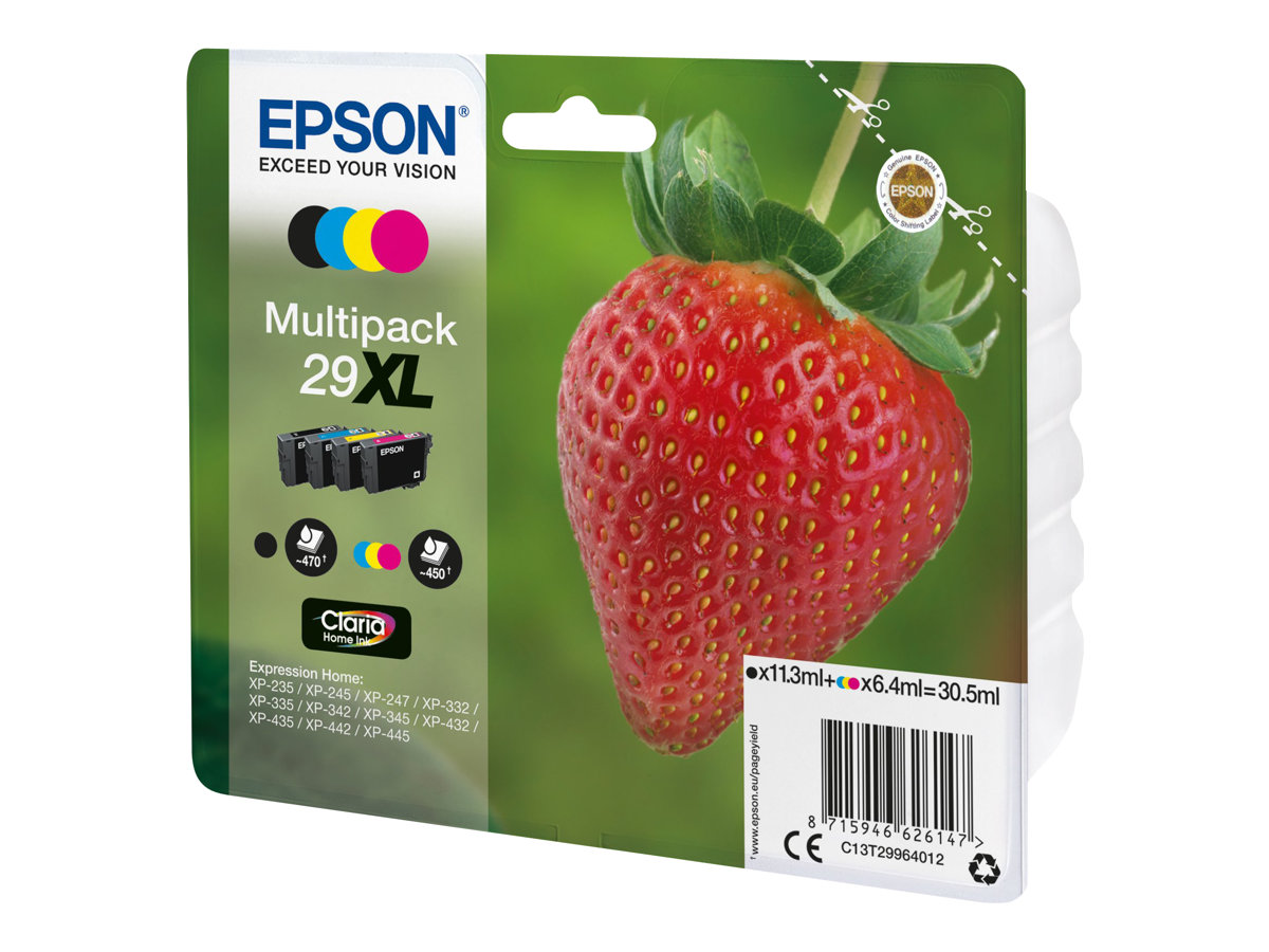 cartouche epson fraise