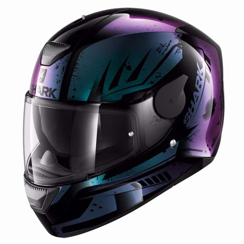 casque femme moto