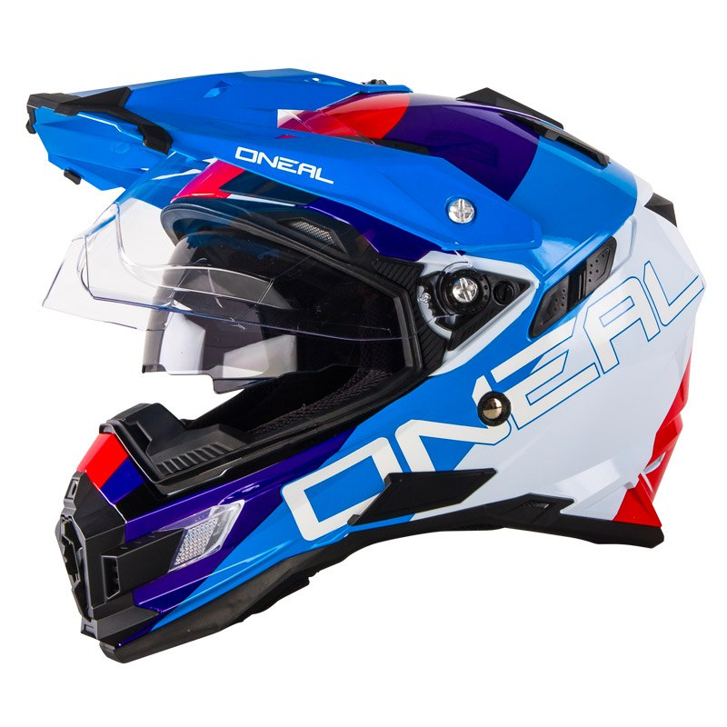 casque moto cross visiere