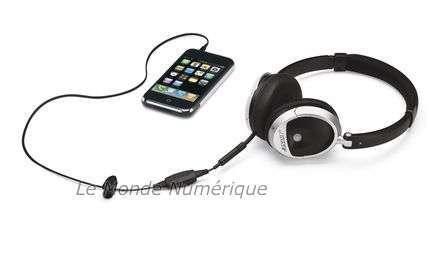 casque pour téléphone portable