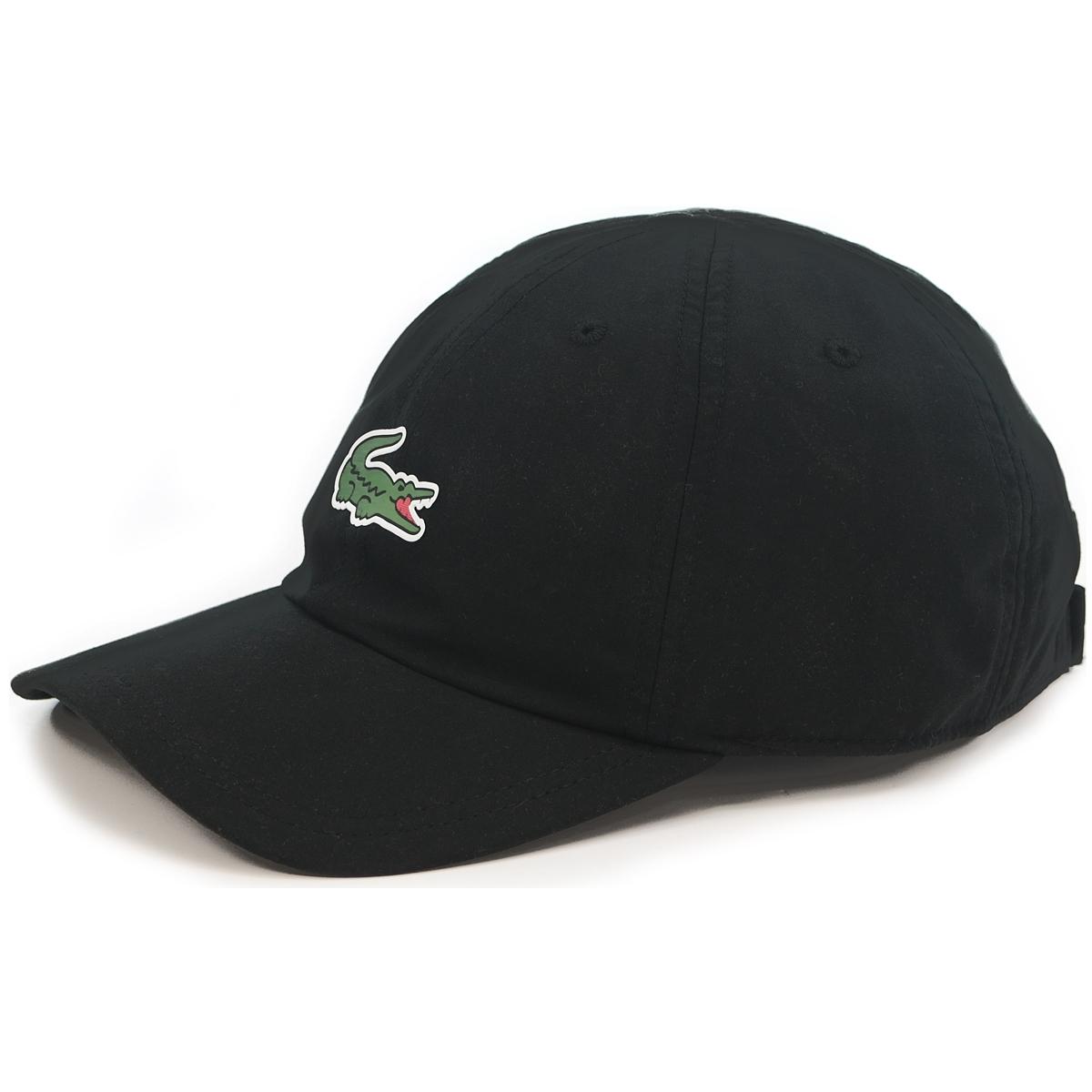 casquette lacoste noir