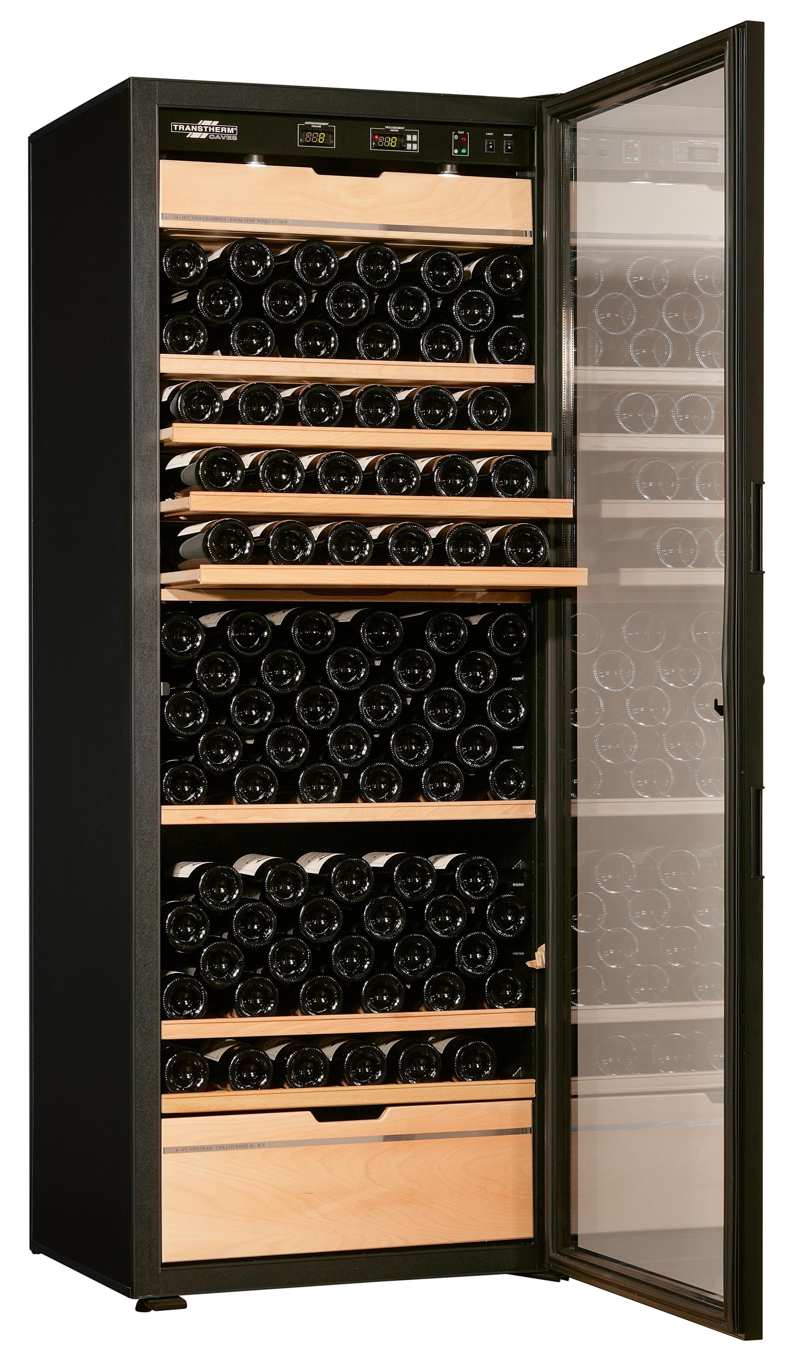 cave à vin de conservation