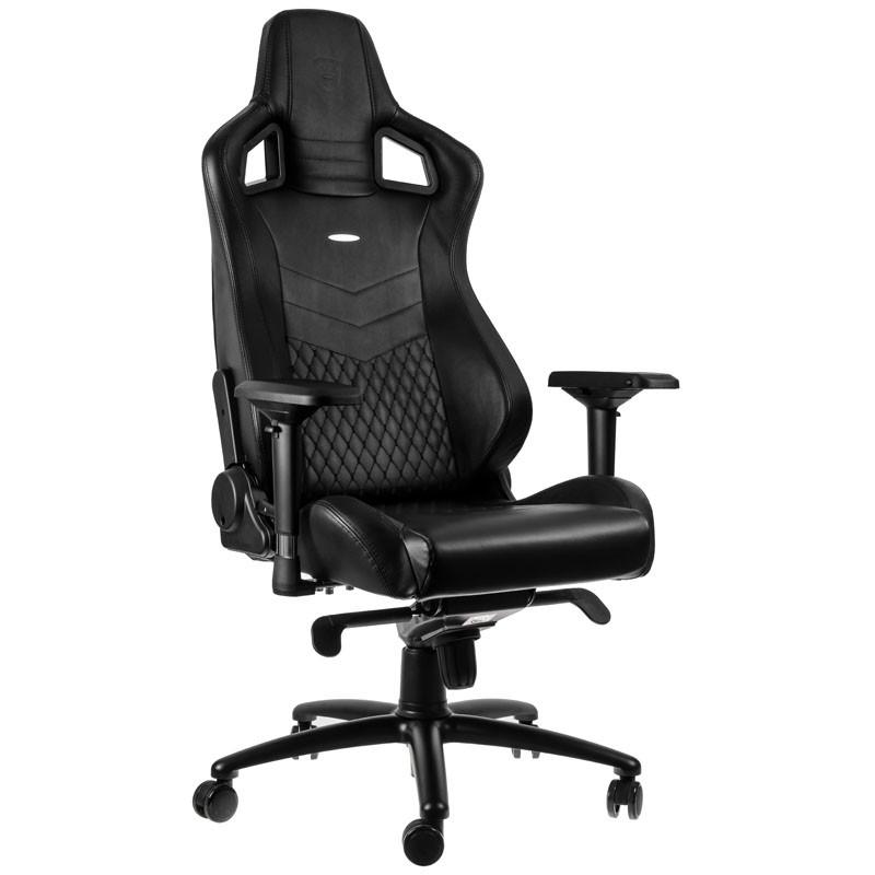 chaise gamer cuir