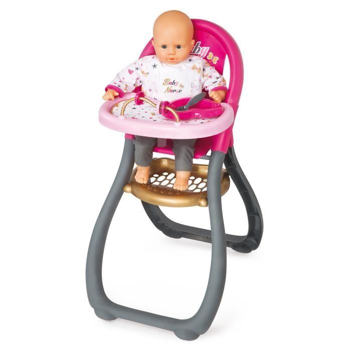 chaise haute jouet