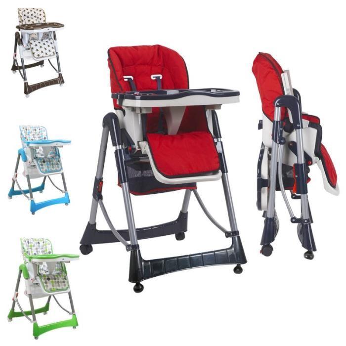 chaise haute monsieur bébé