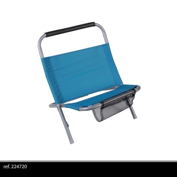 chaise pliante plage