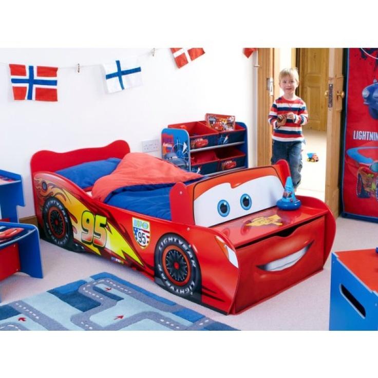 chambre cars disney