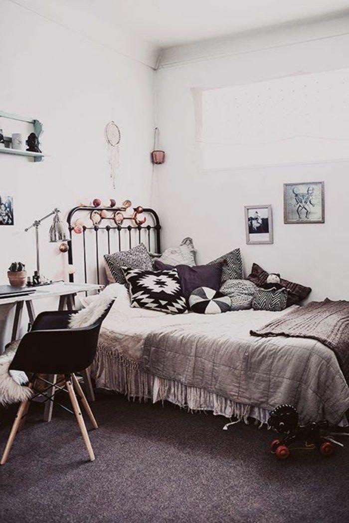 chambre vintage ado fille