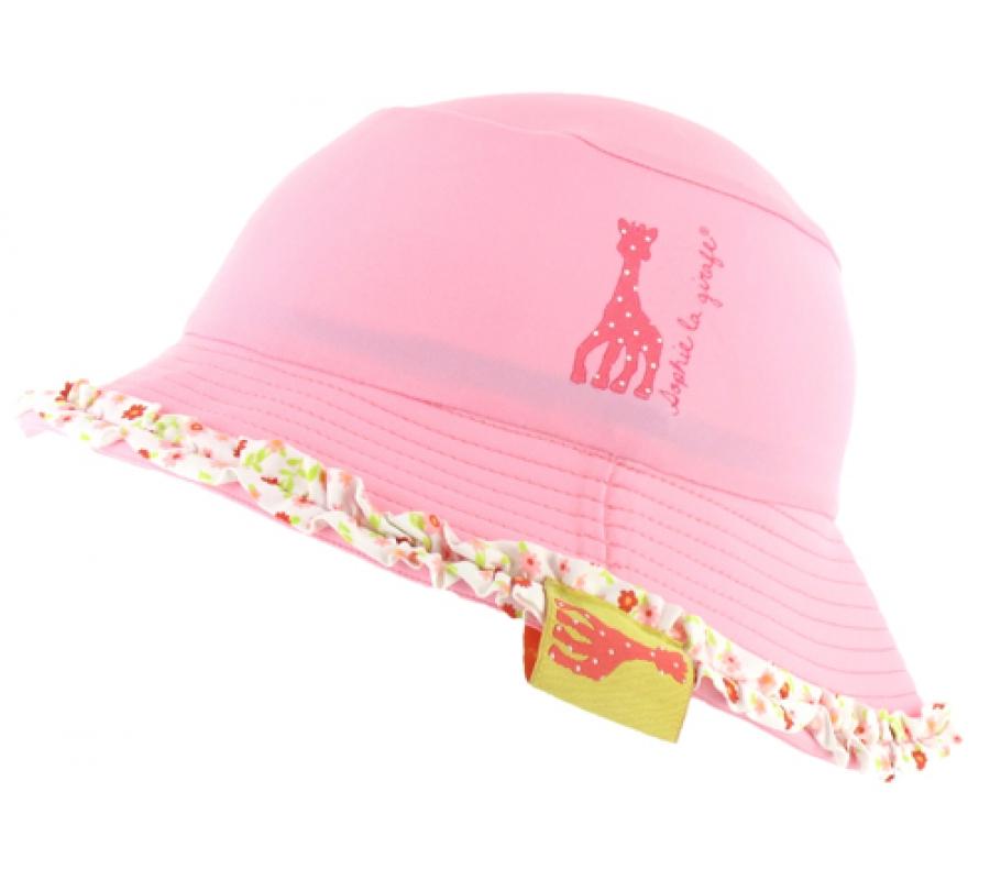 chapeau anti uv fille