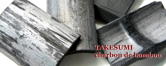 charbon actif bambou
