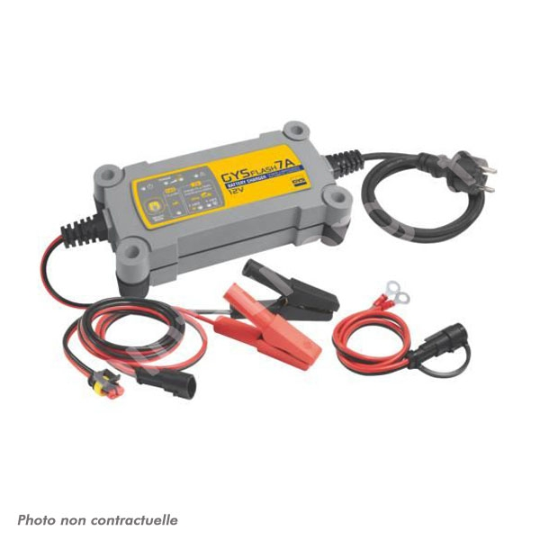 chargeur de batterie 12 volts