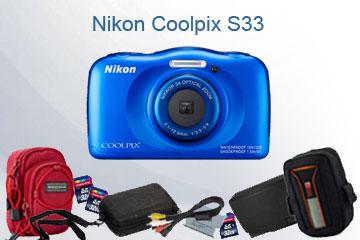 chargeur nikon coolpix s3300