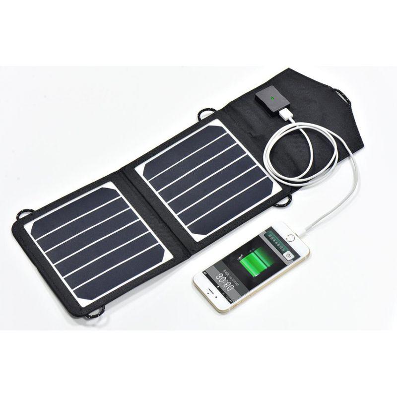 chargeur solaire portable