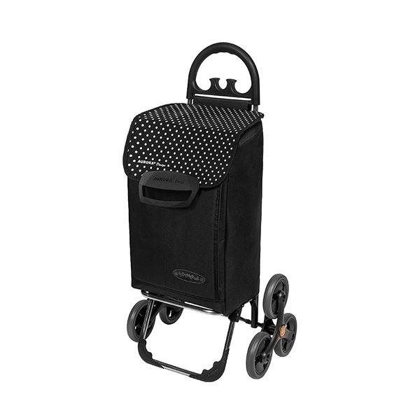 chariot de marché 6 roues
