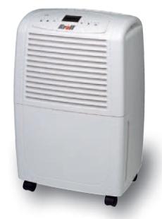 chauffage deshumidificateur