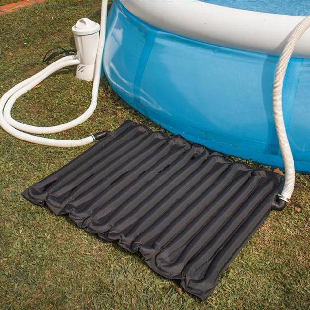 chauffage solaire piscine hors sol intex