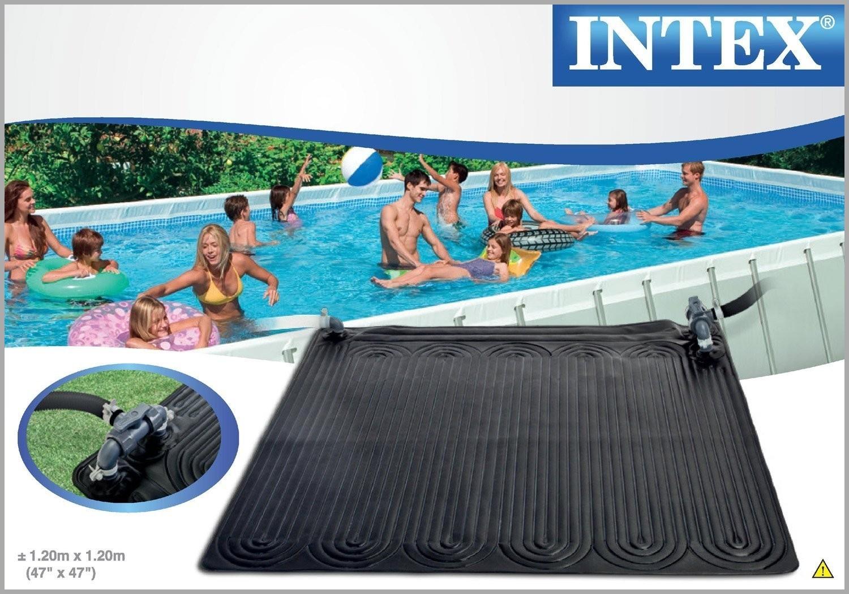 chauffage solaire pour piscine intex
