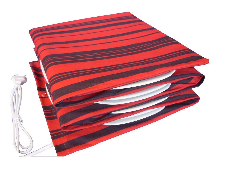 chauffe assiette tissu