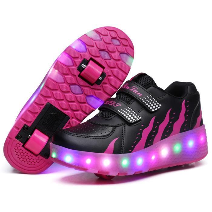 chaussure à roulettes