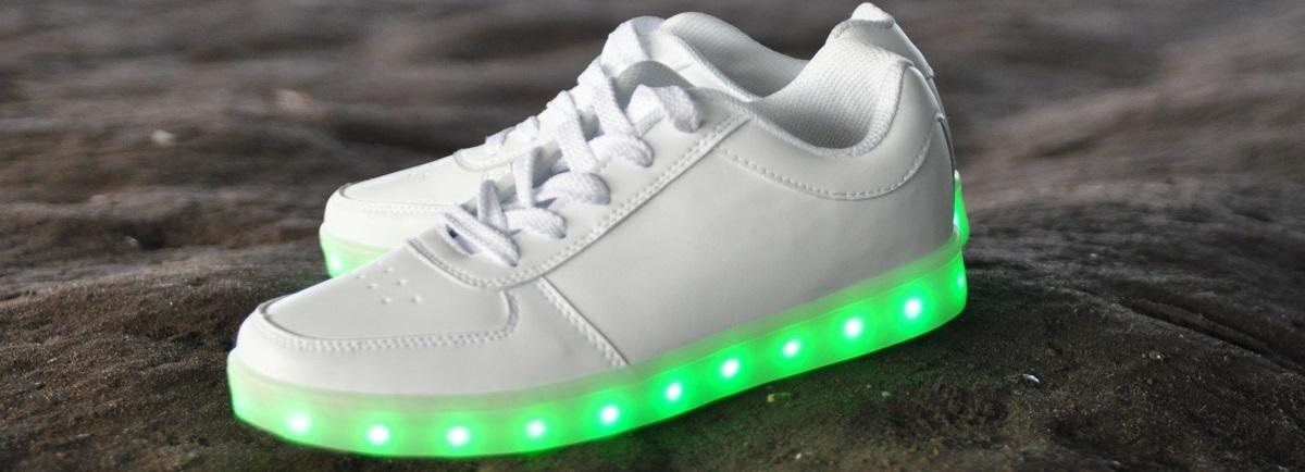 chaussure led livraison rapide