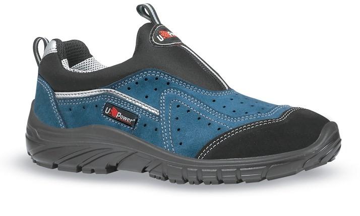 chaussures de sécurité sans lacets