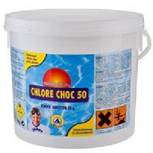 chlore piscine intex