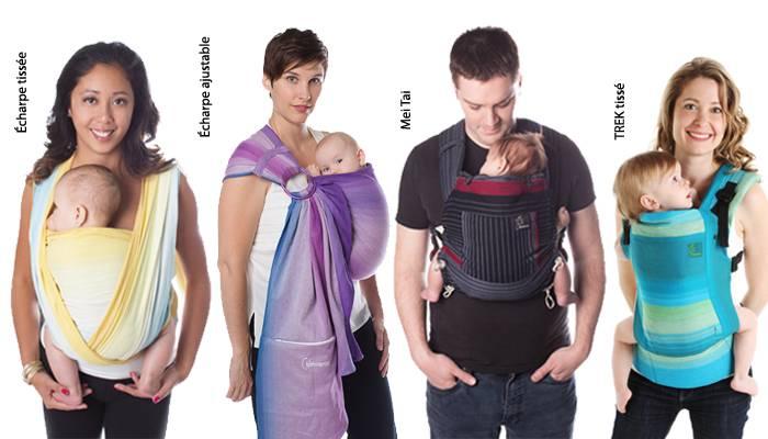 choisir porte bébé