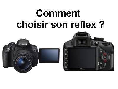 choisir reflex